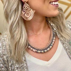 Stella & Dot - Chrissie Collar Necklace